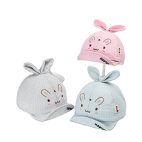 Baby Hat Spring and Autumn Summer Thin Boys Baseball Baby Hat Cap Cap