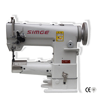 SI-341 Cylindrical-bed unison feed sewing machine