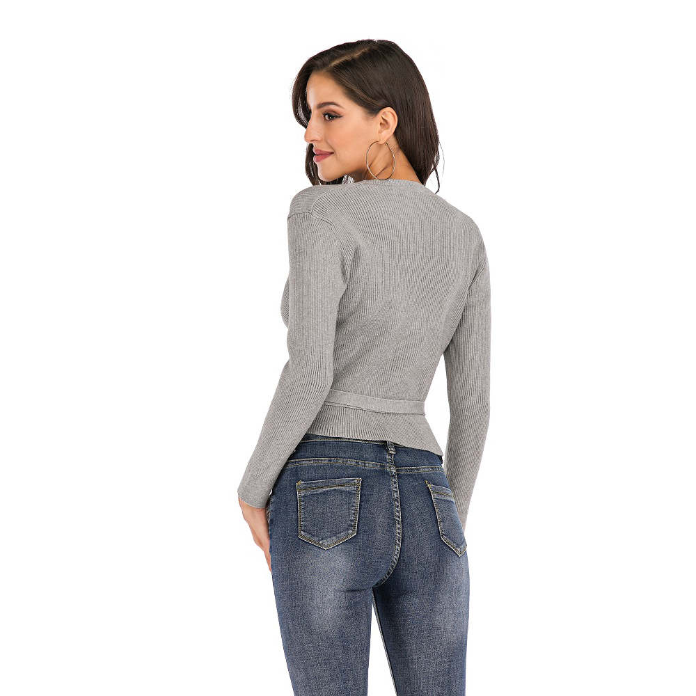 Custom New Pullover Knitted Off The Shoulder Cropped Fashion Ladies Sexy Fall Winter Lady Sweater Women