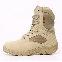 Other Police & Military Supplies Suede Leather Combat Boots