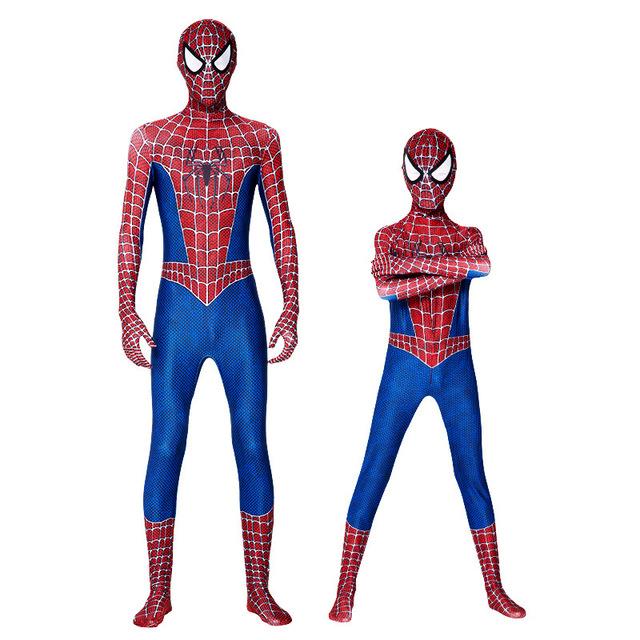 человек паук со шляпой и фартуком картинки мульт уже
