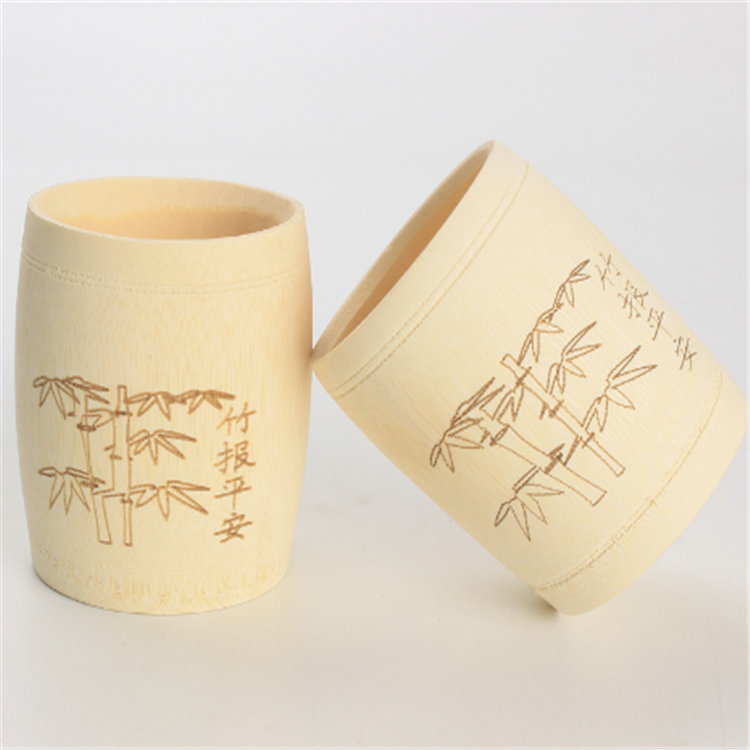 Wholesale directly high quality bamboo japanese tea cup