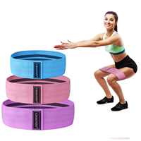 Hip Slimming fitness gear Hip Circle Bands Resistance bands