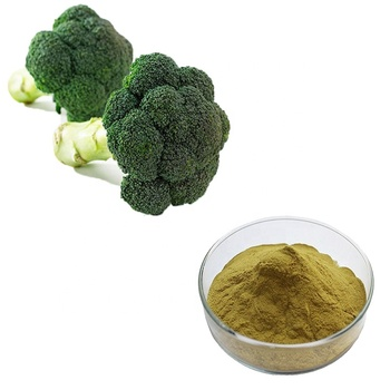 Broccoli Seed Extract 100% Pure l-sulforaphane 98% Powder Supplement Glucosinolate 1% Sulforaphane