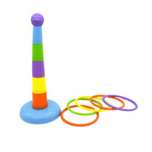 Perroquet jouet éducatif ensemble circle training interactive intelligence développement jouet fournitures pour <span class=keywords><strong>oiseaux</strong></span> petit perroquet jouets fournitures