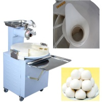 Automatic round steamed bun making machine dough divider rounder / bread dough rivider rounder