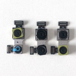 Original for Xiaomi Redmi Note 6 Pro Rear Back Big Camera Module Flex Cable for Redmi Note 6 Pro Back Main Camera