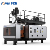 220 liter single ring drum making blow molding machine