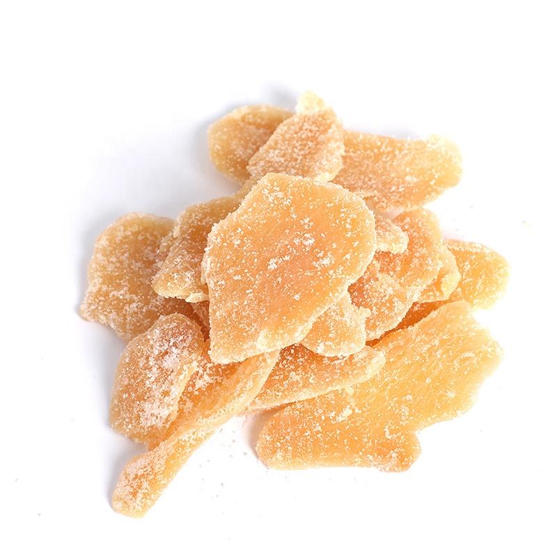 Hot Koop Gekonfijte Bewaard Gekristalliseerd Gember Slice Groothandel Goedkoper