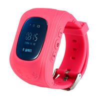 OLED Best gifrt Kids Smart Watch Q50 SOS Call Location Finder Children Smart Electronic Baby Watch