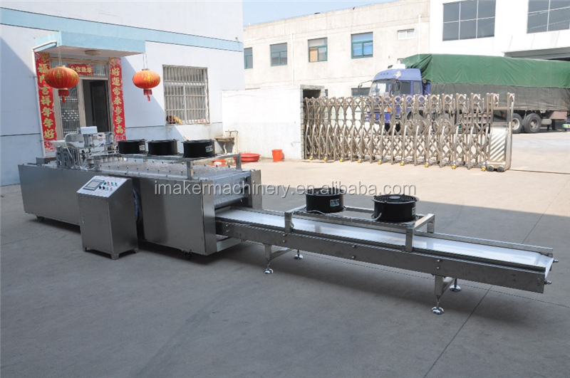 China Good rice cake forming machine  rice ball molding machine