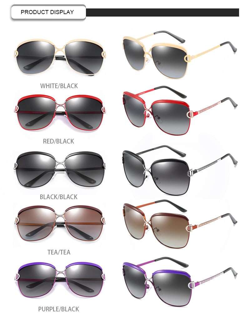 Fuqian Latest fashionable women's sunglasses Suppliers for women-13