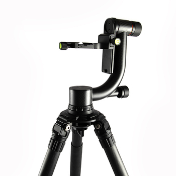 Sunrise Hot Sale Professional Carbon Fiber Panoramic Tripod Head
