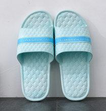 HKXN 2020 Весенние новые женские модные повседневные домашние нескользящие легкие шлепанцы на плоской подошве для ванной и душа Y2 женские мюли(Китай)