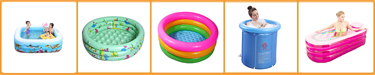 Customized Foldable and Portable PVC Inflatable Sauna Steam Pool Tub for Adults