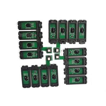 T138R 4C universal  reset chip compatible epson printer  tank cartridge   CISS chip for Epson Stylus