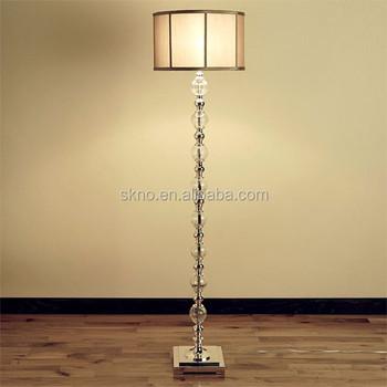 Modern Decoration Floor Lamps Crystal