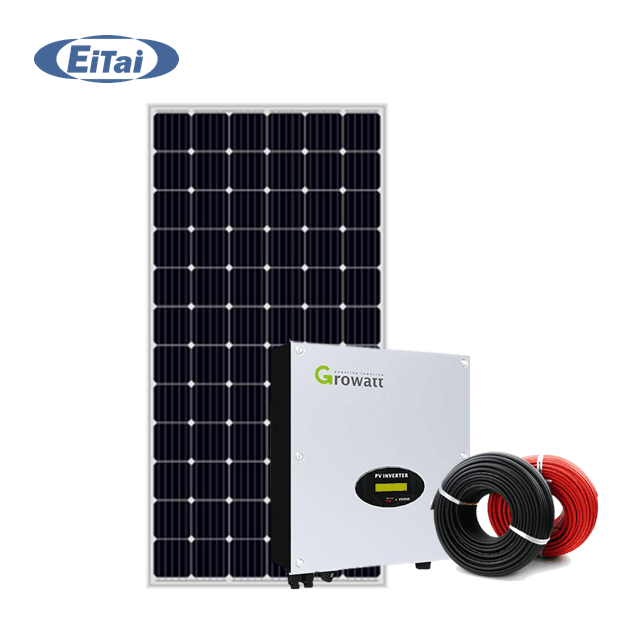 ETG442 Easy Installation Grid Tie Home 5kw Solar Panel pv System home solar systems <strong>220</strong> <strong>v</strong> solar