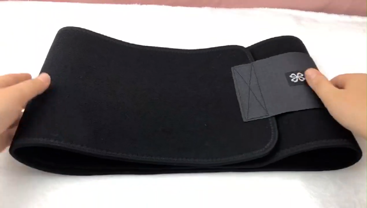 Body Waist Slimming Sweat Neoprene Yoga Belt Trainer Working Lumbar Belt Waist trainer