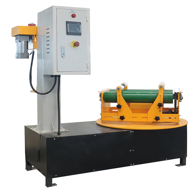 CRJ-500 Mini reel stretch wrapping machine