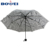 2020 Promotional outdoor windproof full paper printing umbrella 3 fold