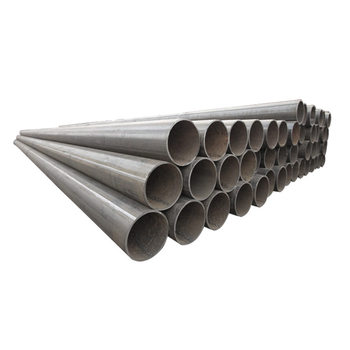 DIN 10037 manufacturing grade b Longitudinal Submerged Arc Welded Pipes,api spec 5l lsaw steel pipe