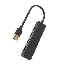 4 Port Ultra slim USB 3.0 Hub High Speed USB 3.0 Daten und power für Windows