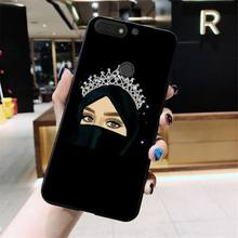 Babaite мультяшный хиджаб Эстетическая мусульманская девушка ilham malah чехол для телефона для huawei Honor 8X9 10 20 Lite Honor 7A 7C Honor10i View 20(Китай)