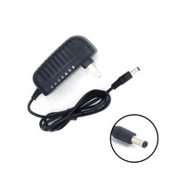 UK/US/EU/AU Plug Wall Charger 12V 2A Power Adapter for LCD 5.5*2.5mm 12v 30w led adapter