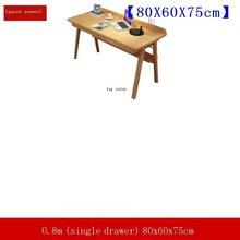 Мебель Lap Biurko Dobravel Escrivaninha Scrivania Ufficio ноутбук скандинавский Меса прикроватная подставка для ноутбука стол компьютерный Рабочий стол(Китай)
