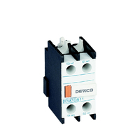 Made In China Contactor Block Auxiliary The Auxiliary Contact AC Contactor DC1-K1DN22 DC1-K1DN11