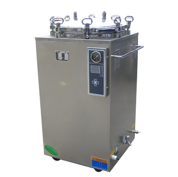 Best-selling hot sale of high quality Vertical Pressure Steam Sterilizer 100L