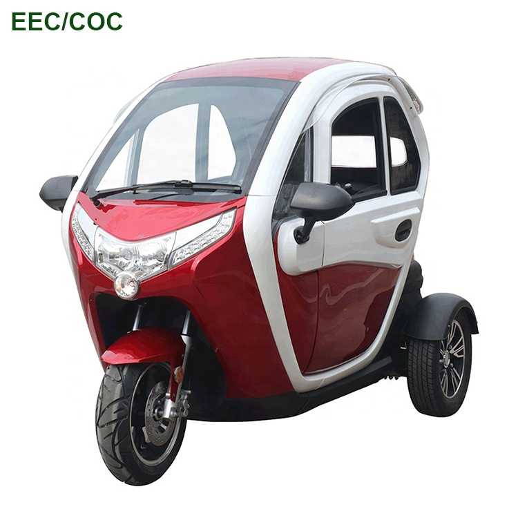 2020 EEC  High Speed Mini Electric Cars for Adult 2 Doors 2 Seat