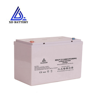 New Lifepo4 Li ion 6V 12V 24V 48V Deem Cycle 50AH 100AH 200AH 300AH Lithium Battery Pack