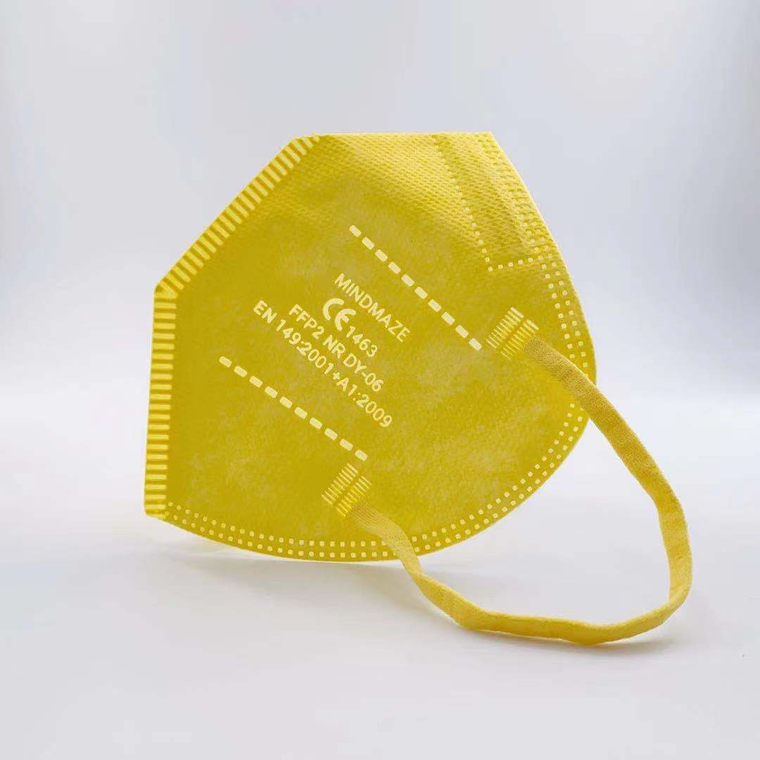 colorful kid mask CE1463 small size protective mask for kid(图3)