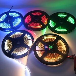 Waterproof Flexible LED Strip Light for Outdoor Wall Facade Decoration and Lighting Building