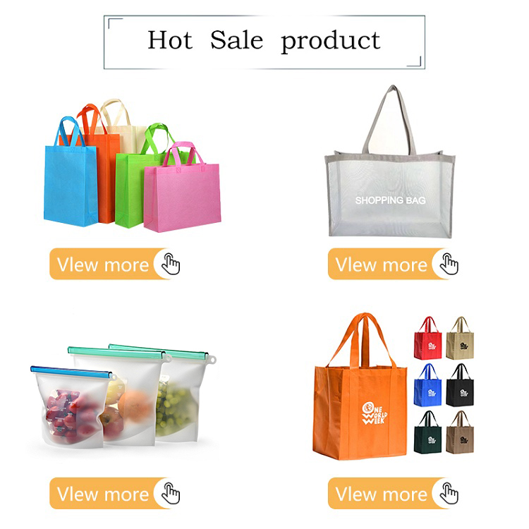 Customized Christmas Design Promotional Laminated Shopping Bag Non Woven Promotional Gift Bag