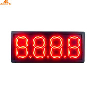 10inch Digital Gas Station LED Price Sign 7 Segment LED Display from Babbitt Electronics Limited(Diyatel Group)