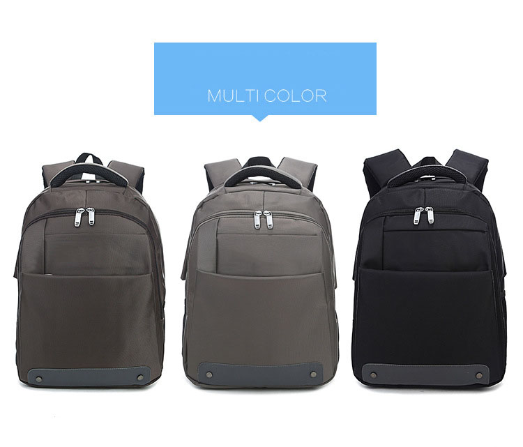 High Quality Nylon Waterproof Fashion Backpack Bag School Laptop Men Backpack