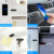 Free Shipping FLOVEME Multifunction Magnet Mobile Wall Holder Dashboard Phone Magnetic Car Holder