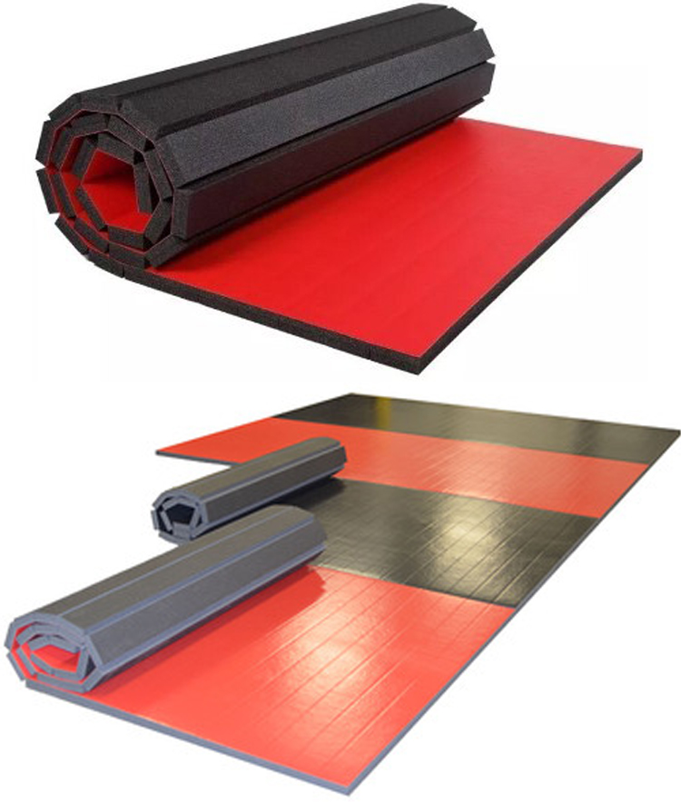 pvc surface Bjj tatami judo mats with connection