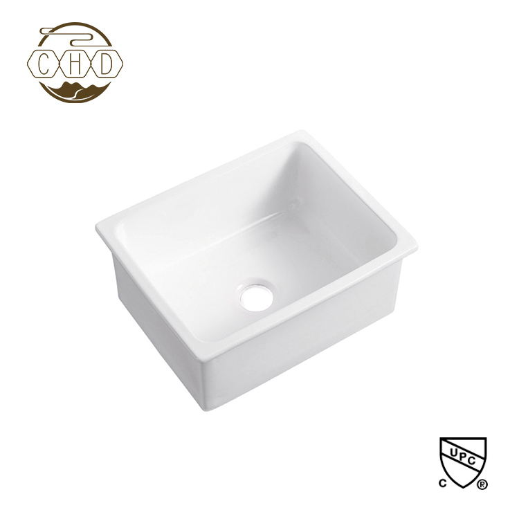 29inches White Undermount Ceramic Farmhouse Kitchen Sinks