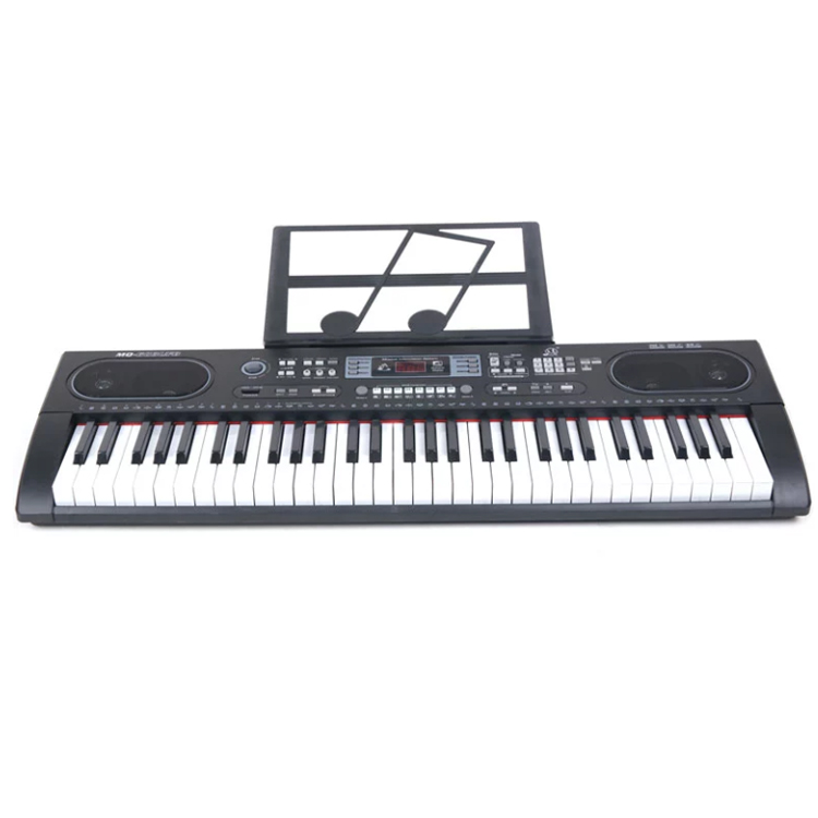 MQ Music Instrument 61 Keys Electronic Keyboard With UFB