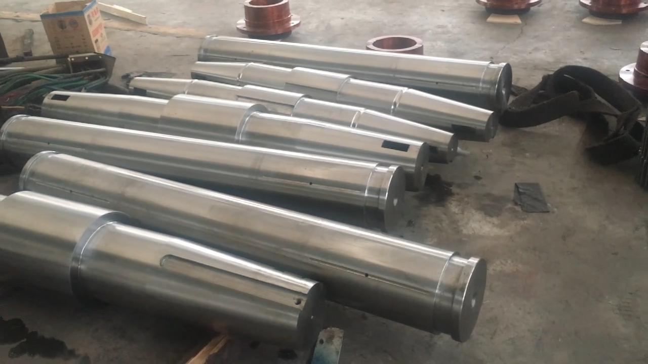 CNC عالي الدقة تشكيله 45 الصلب نقل خدد رمح