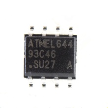 SMD shenzhen IC 93C46 AT93C46 puce <span class=keywords><strong>mémoire</strong></span>