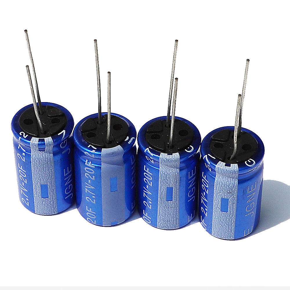 Wholesale Smart Water Meter, Smart Meter High Capacitance Customize Electric Double Layer 30F 2.7V Super Capacitor 2.7V/