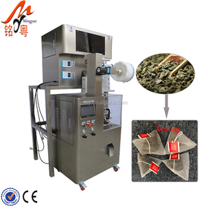 Cheap Price Loose Tea Packing Equipment For Triangle Tea Small Bag Machine