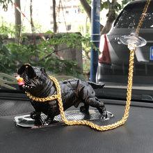 Bully Pitbull, имитация автомобиля, собака, украшения для кукол, подвеска, украшение интерьера автомобиля, украшения, игрушки, подарок, автомобиль...(Китай)