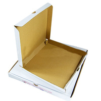 Food Grade Disposable Recycle Pizza Box