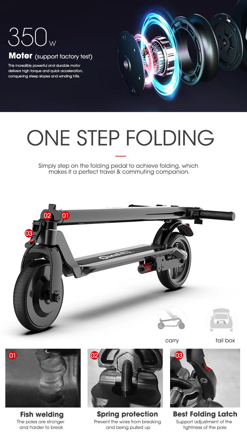 New ARRIVAL Electric. Off-Road Scooter จักรยานรถจักรยานยนต์ไฟฟ้าโรงงานจากประเทศจีน